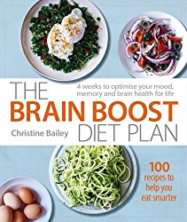 The Brain Boost Diet Plan: The 30-Day Plan to Boost Your Memory and Optimize Your Brain Health