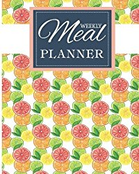 Weekly Meal Planner: The Best Weekly Meal Planner with Shopping List & Recipe Note tempts to make it easy and quick to record: Healthy, Vegan meal planner