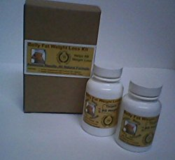 Total Body Weight Loss Support Kit 2 Months Supply 2 Different Formulas 120 Ml Powder Supplement of Each Bottle