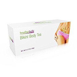 Bikini Body Detox Tea for Weight Loss – Best Slimming Tea on Amazon – Boosts Metabolism, Shrinks Love Handles and Improves Complexion