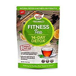 Healthy Delights Fitness Tea Bag, 14 Count