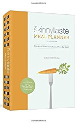 The Skinnytaste Meal Planner, Revised Edition: Track and Plan Your Meals, Week-by-Week