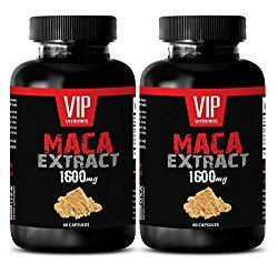 female libido pills – MACA EXTRACT 1600MG – maca extract powder – 2 Bottles (120 Capsules)