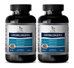 libido health – EURYCOMA LONGIFOLIA – LONGJACK PLUS – MALE ENHANCEMENT – maca extract capsules – 2 Bottles (120 Tablets)