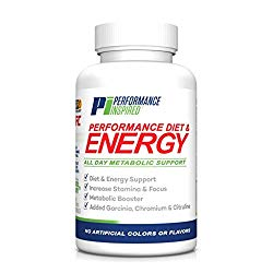 Performance Inspired Nutrition Performance Diet & Energy Supplement, 60 Count