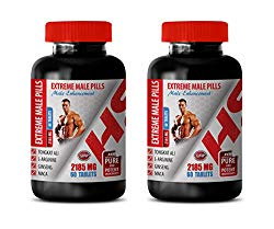 Male Enhancing Pills Increase Sex – Extreme Male Pills – Male Enhancement – tongkat Ali Root Extract – 2 Bottles 120 Tablets