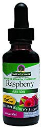 Nature's Answer Alcohol-Free Raspberry Leaf, 1-Fluid Ounce