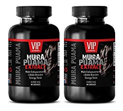 pills for men to last longer – MUIRA PUAMA – brain memory – 2 Bottles (180 Capsules)