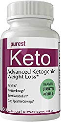 Purest Keto Diet Pills Advanced Weight Loss Supplement – Purest Keto Weight Loss BHB Ketone Pills Capsules – Advanced Weight Loss 800 mg Formula Pills – BHB Salts Tablets Original by nutra4health