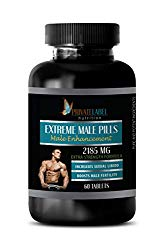 libido Herbal Supplement – Extreme Male Pills 2185 Mg – Extra Strength Formula – tribulus terrestris Extract – 1 Bottle 60 Tablets