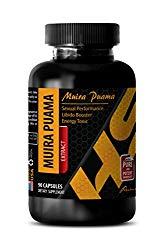 Sexual performance enhancer pills – MUIRA PUAMA EXTRACT – Muira puama bulk – 1 Bottle 90 Capsules