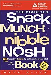 The Diabetes Snack, Munch, Nibble, Nosh Book