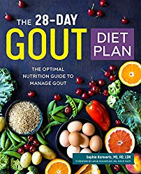 The 28-Day Gout Diet Plan: The Optimal Nutrition Guide to Manage Gout