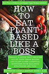 How to Eat Plant Based Like a Boss: All Of Your Vegan Eating and Plant Based Lifestyle Questions Answered. Vegan Recipes Included.