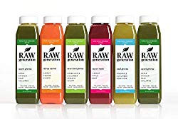 3-Day Skinny Cleanse by Raw Generation® – Best Juice Cleanse to Lose Weight Quickly/Healthiest Way to Cleanse & Detoxify Your Body/Jumpstart a Healthier Diet