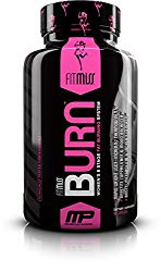 FitMiss Burn, Women's Weight Management, Fat Burner That Supports Appetite Control, Enhanced Mood, Energy, & Metabolism, Capsules, 90 Count, 45 Servings