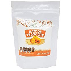 Zen Natura Te Raiz de Tejocote, Tejocote Root Tea, 250 gr. Bag.