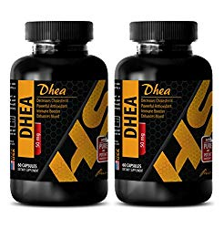 Weight loss pills for women over 40 – DHEA – Dhea extra strength – 2 Bottles 120 Capsules