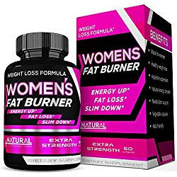 Fat Burner Thermogenic Weight Loss Diet Pills That Work Fast for Women 6 – Weight Loss Supplements – Keto Friendly- Carb Blocker Appetite Suppressant