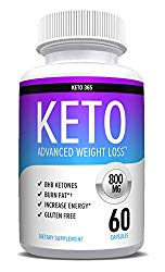 Keto Pills for Weight Loss – Appetite Suppressant for Women & Men – Reach Ketosis Fast – Energy & Metabolism Boost – 60 Count