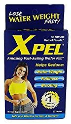 Xpel Maximum Strength Drug-Free Herbal Diuretic, 20 Tablets
