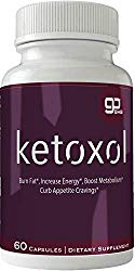 Ketoxol Natural Ketogenic Weight Loss Pills, BHB Burn Fat Supplement, 800 mg Formula with New True Slim GO BHB Salts Formula, Advanced Appetite Suppressant Capsules …