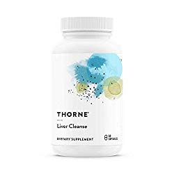 Thorne Research – Liver Cleanse – Support System for Detoxification and Liver Support – 60 Capsules
