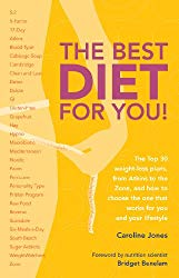 The Best Diet for You!: The Top 30 Weight-Loss Plans, from Atkins to the Zone, and How to Choose the One That Works for You and Your Lifestyle