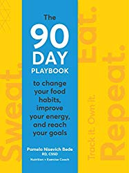 Sweat. Eat. Repeat.: The 90-Day Playbook to Change Your Food Habits, Improve Your Energy, and Reach Your Goals