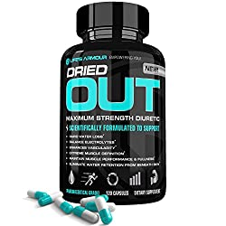 Diuretic Water Pills by Life's Armour | High Potency Natural Diuretic Water & Weight Loss Supplement Eliminate Excess Water Retention, Vascularity, Definition, Rapid Water & Weight Loss