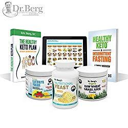 Dr. Berg's Keto Kit (with Bonus Meal Maker)