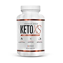KetoXS Exogenous BHB Ketones Supplement – Weight Loss and Keto Diet Support
