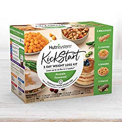 Nutrisystem® Kickstart Green Protein-Powered Kit – 5-Day Weight Loss Kit with Delicious Meals & Snacks